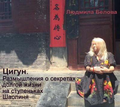 Аудиокнига Цигун. Размышления о секретах долгой жизни на ступеньках Шаолиня