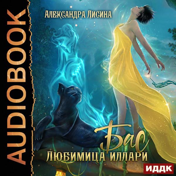 Аудиокнига Бас. Любимица Иллари