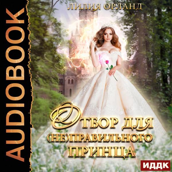 Аудиокнига Отбор для (не)правильного принца