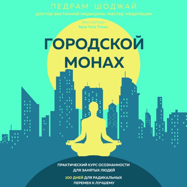Аудиокнига Городской монах. Практический курс осознанности для занятых людей. 100 дней для радикальных перемен к лучшему