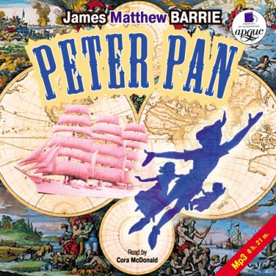 Аудиокнига Питер Пэн. На англ.яз.