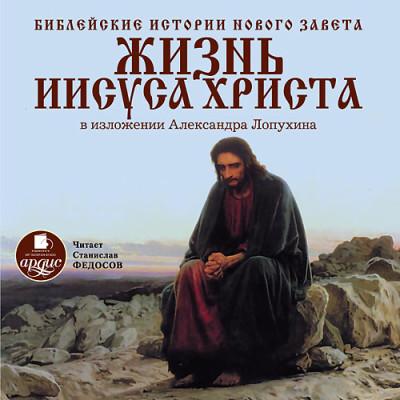 Аудиокнига Библейские истории Нового Завета. Жизнь Иисуса Христа