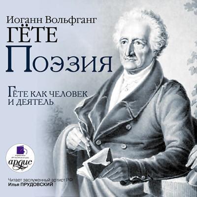 Аудиокнига Поэзия. Холодковский Н.А. Гете как человек и деятель