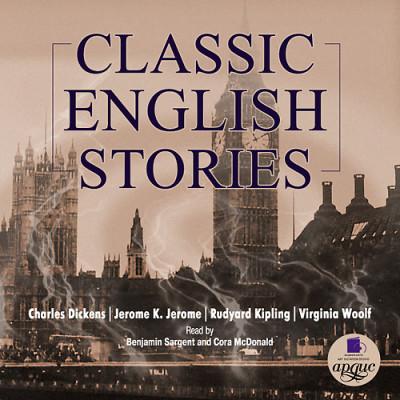 Аудиокнига Классические английские рассказы. На англ. яз.