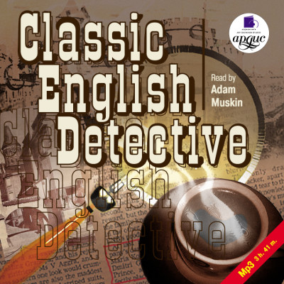 Аудиокнига Классический английский детектив. На англ. яз.