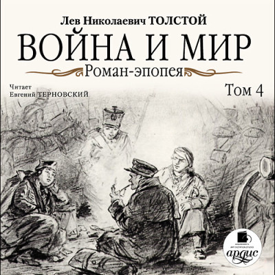 Аудиокнига Война и мир. В 4-х томах. Том 4