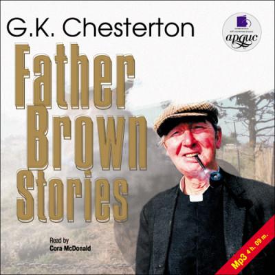 Аудиокнига Рассказы об отце Брауне. На англ. яз.