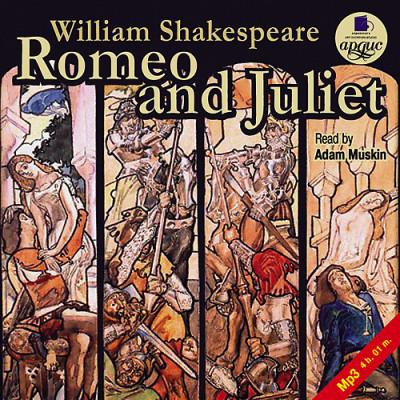 Аудиокнига Ромео и Джульетта. На англ. яз.