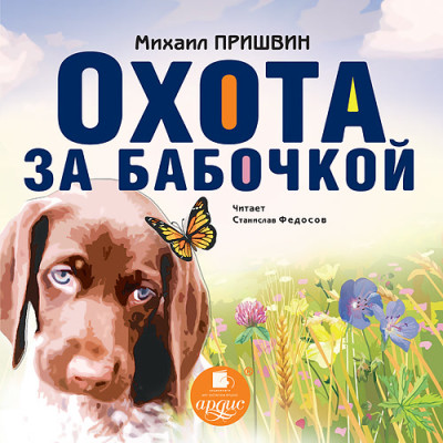 Аудиокнига Охота за бабочкой