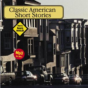 Аудиокнига Классические американские новеллы. На англ. яз.