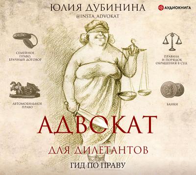 Аудиокнига Адвокат для дилетантов: гид по праву