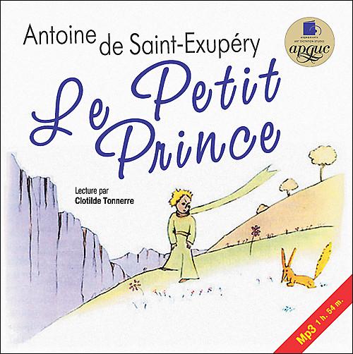 Аудиокнига LE PETIT PRINCE (по-французски)