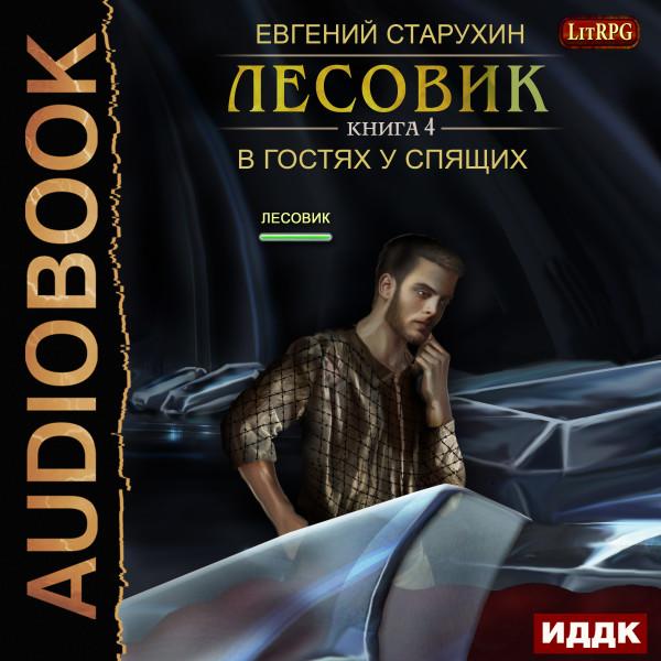 Аудиокнига Лесовик. Книга 4. В гостях у спящих