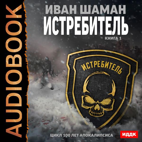 Аудиокнига 100 лет апокалипсиса. Истребитель. Книга 1