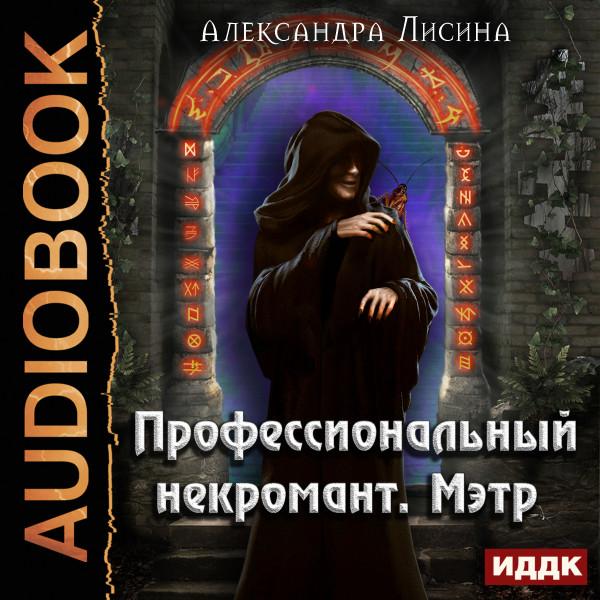 Аудиокнига Профессиональный некромант. Книга 1. Мэтр