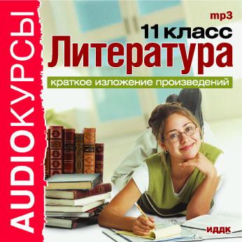 Аудиокнига 11 класс. Литература.